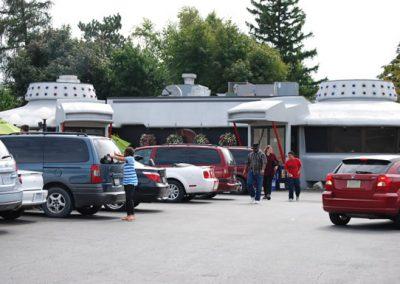 Flying Saucer Restaurant Niagara Falls, Niagara Family Restaurant